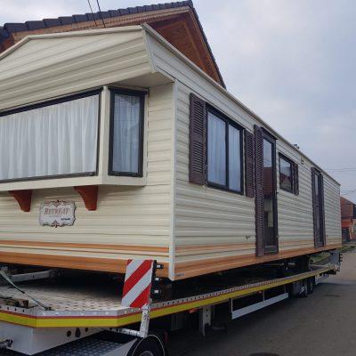 COSALT RETREAT trei dormitoare